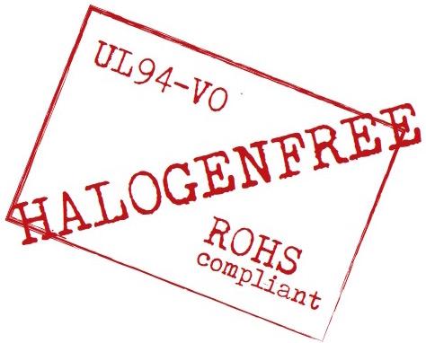 halogenfree rohs compliant GBM France
