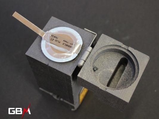Soudure aluminothermique exothermique GBM
