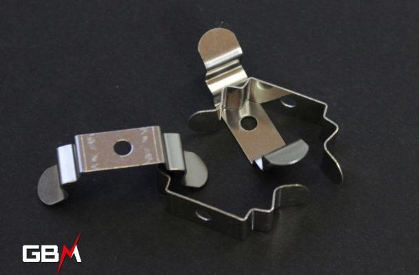 Clips Inox pour feuillard cuivre étamé 30 x 2