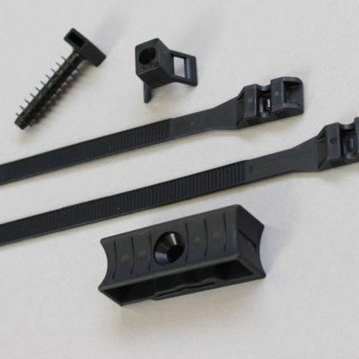 Accessoires pour collier en polyamide