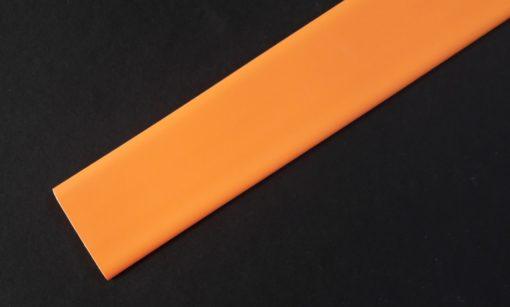 Tube à paroi fine rétreint 2:1 Orange