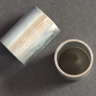 Virolle à sertir pour schunt de masse en cuivre