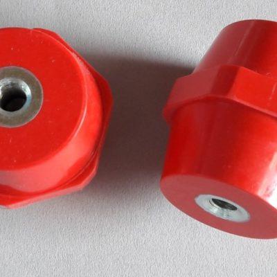 Isolateurs basse tension M10 hauteur 60mm