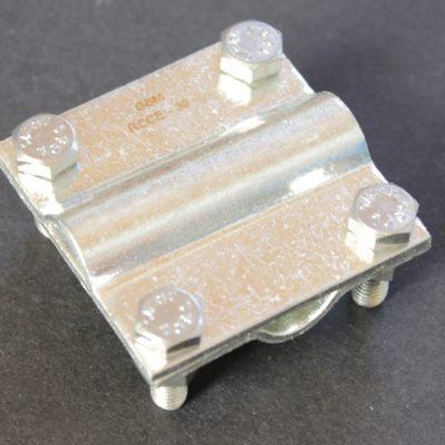 Raccords de croissement en cuivre étamé pour conducteur 30x2