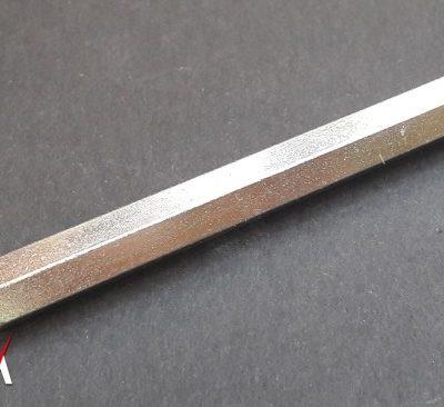 entretoises métalliques M5 hauteur 80 mm