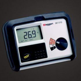 Testeur numérique de terre Megger DET3TD
