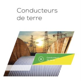 brochure GBM conducteur de terre