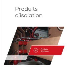 brochure GBM produits d'isolation